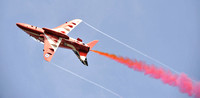 RED ARROWS MINEHEAD AUGUST 2014